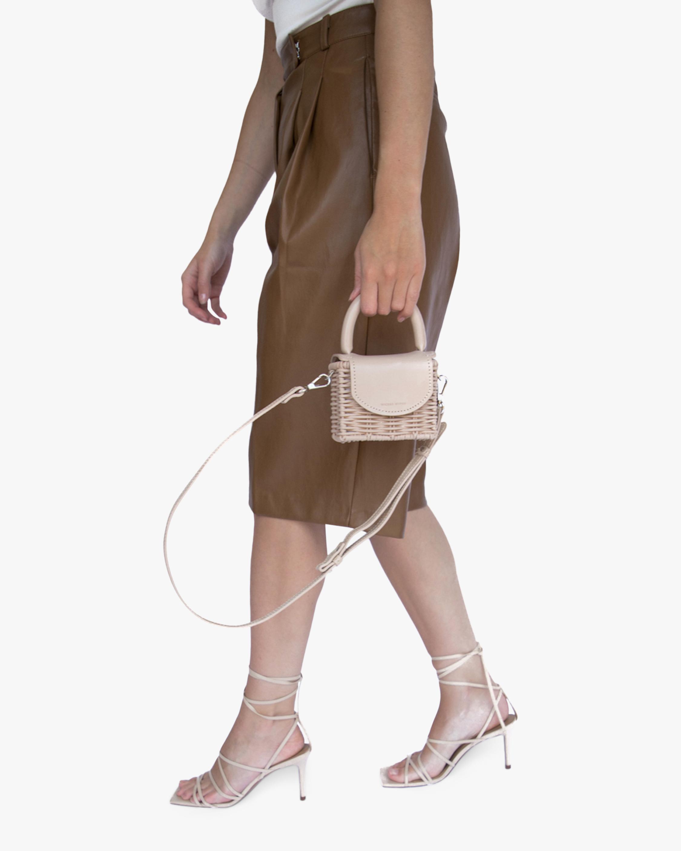 Wicker Wings Micro Babing Handbag 2