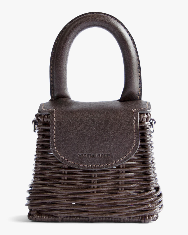 Wicker Wings Micro Bo Handbag 1