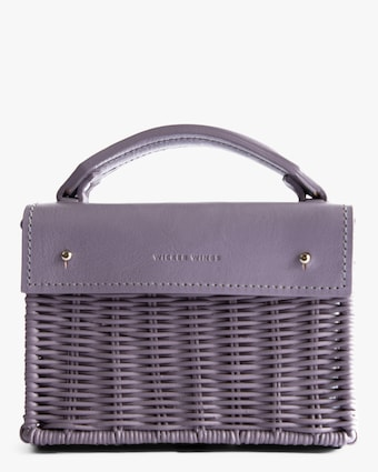 Wicker Wings Mini Kuài Handbag 1