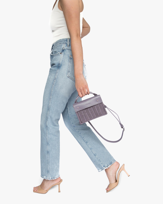 Wicker Wings Mini Kuài Handbag 1