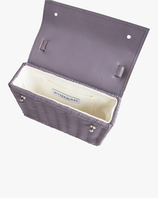 Wicker Wings Mini Kuài Handbag 4