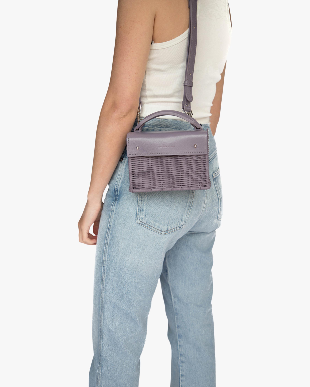 Wicker Wings Mini Kuài Handbag 5