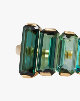 One-of-a-Kind Tourmaline Supreme Ring