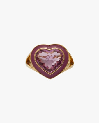 Yi Collection Tourmaline Love Ring 1