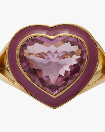 Yi Collection Tourmaline Love Ring 2