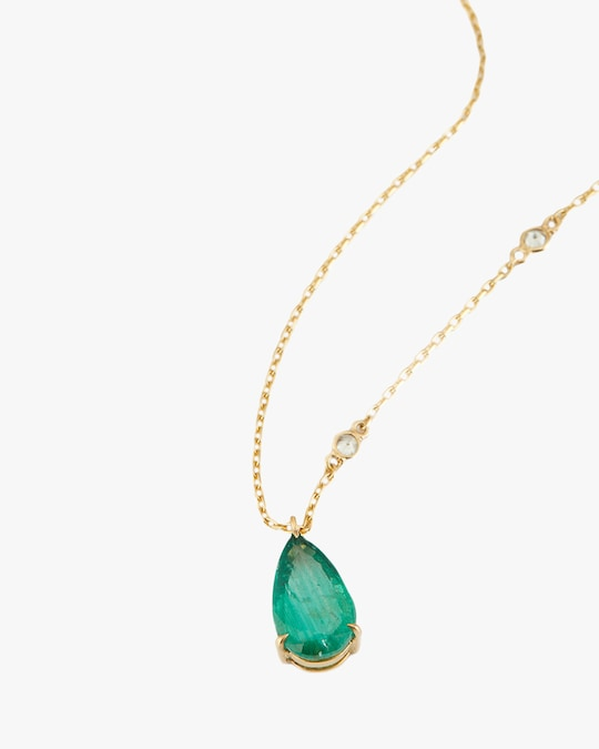 Yi Collection Dewdrop Pendant Neckalce 1