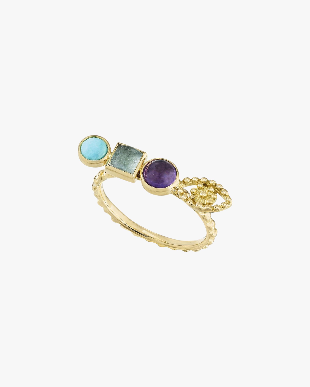 Trinity Blue Ring