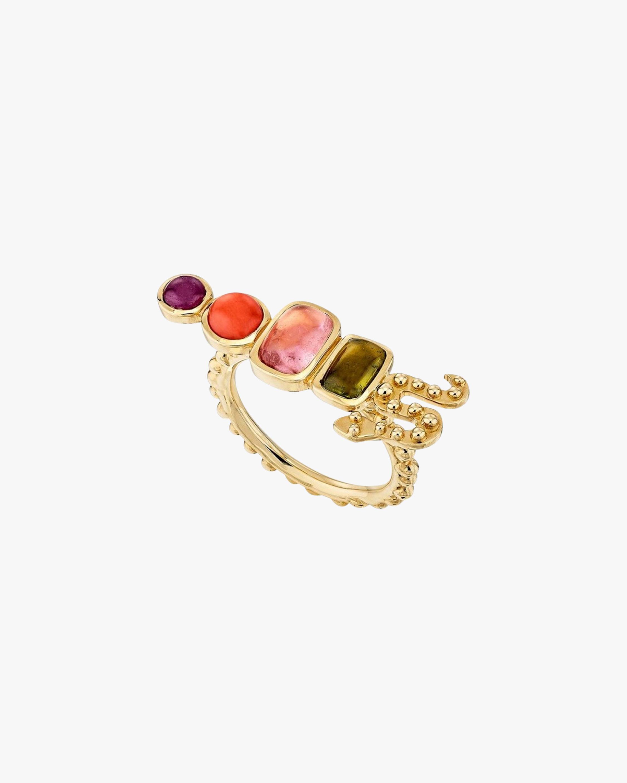 Coral Snake Ring