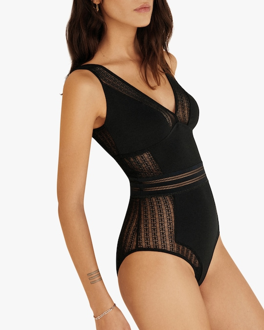 Else Soft Triangle Bodysuit 1