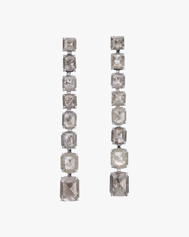 Clair de Lune Line Earrings