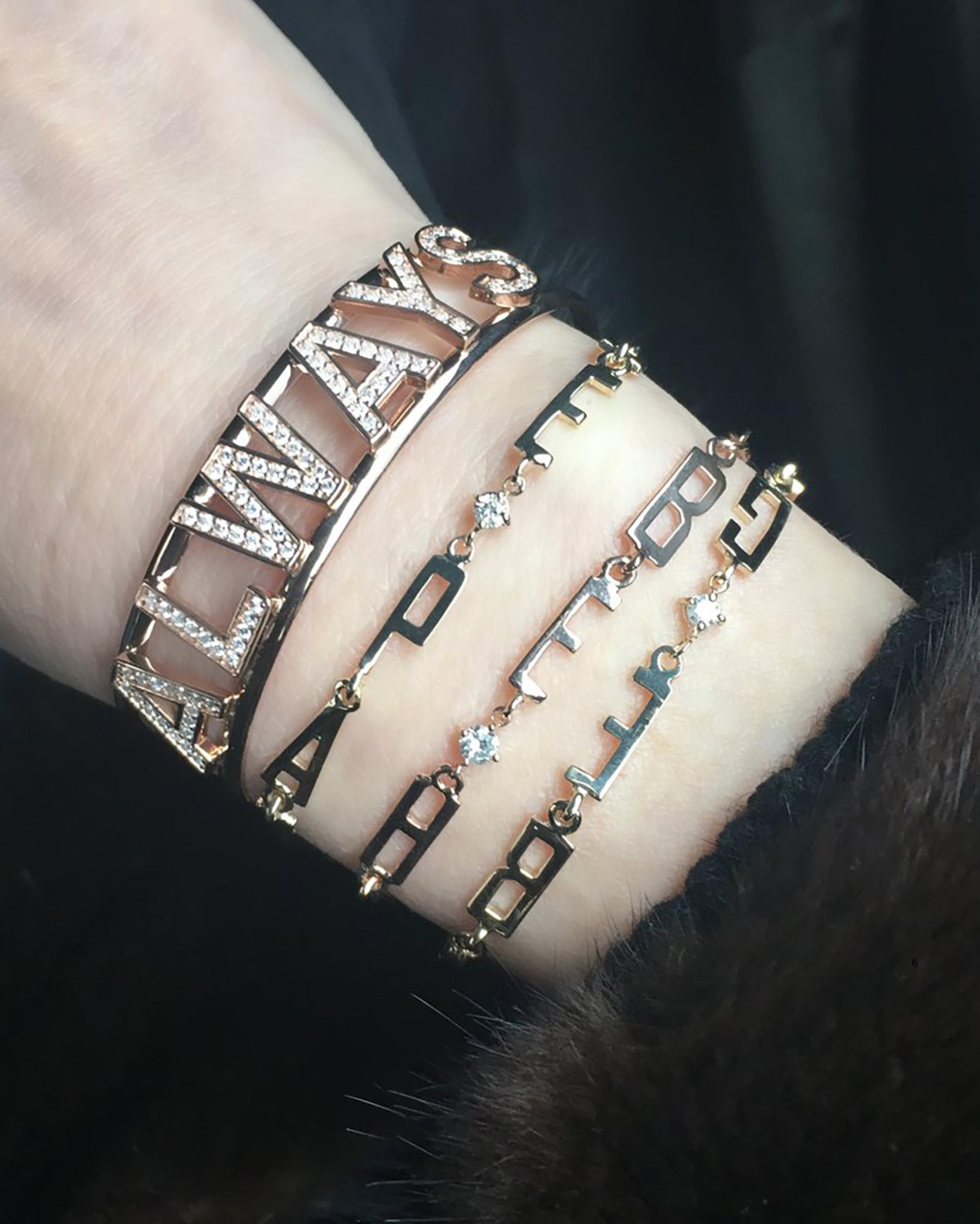 Eden Presley Be Patient Bracelet 2