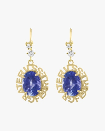 Eden Presley Fearless/Grateful Earrings 1