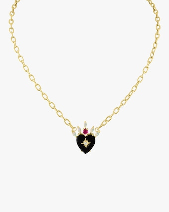 Eden Presley Queen of Hearts Necklace 1
