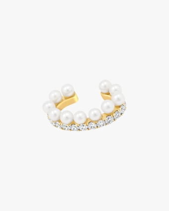 Single Epistrophe Ear Cuff