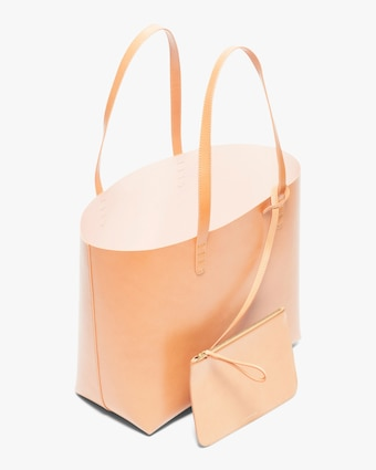 Cammello Large Leather Tote