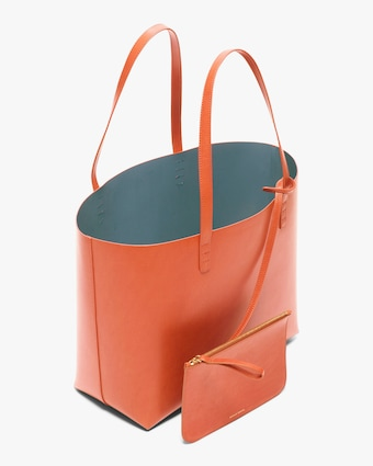 Brandy Large Leather Tote