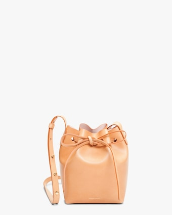 Mansur Gavriel Cammello Mini Mini Bucket Bag 1