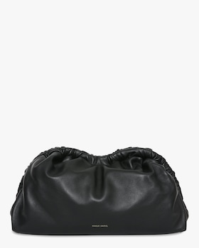 Black Flamma Cloud Clutch
