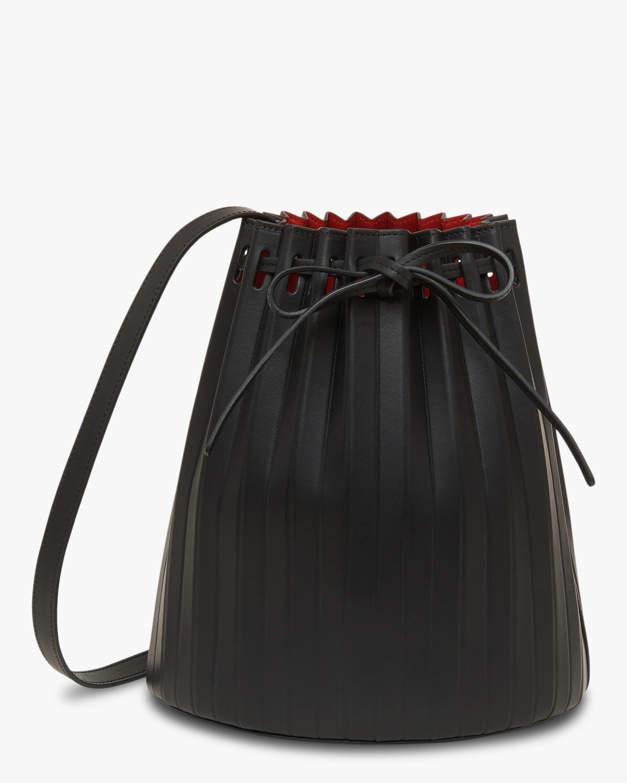 Mansur Gavriel Pleated Bucket Bag 1