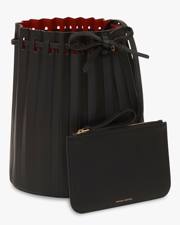 Mansur Gavriel Pleated Bucket Bag 2
