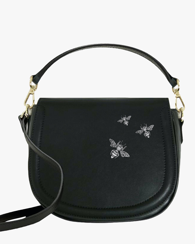 Queen Bee Vegan Leather Bag