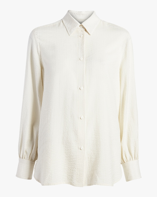 rag & bone Anderson Striped Shirt 0