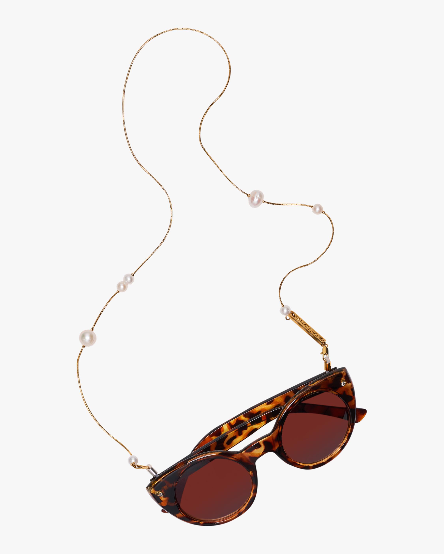 Drop Freshwater Pearl Eyewear Chain