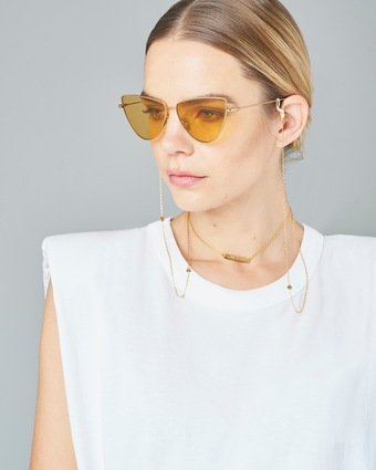Love N Peace Eyewear Chain