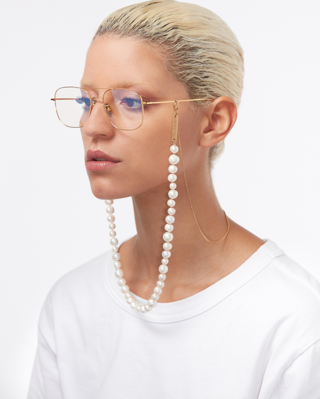 Frame Chain Pearly Princess Eyewear Chain 1