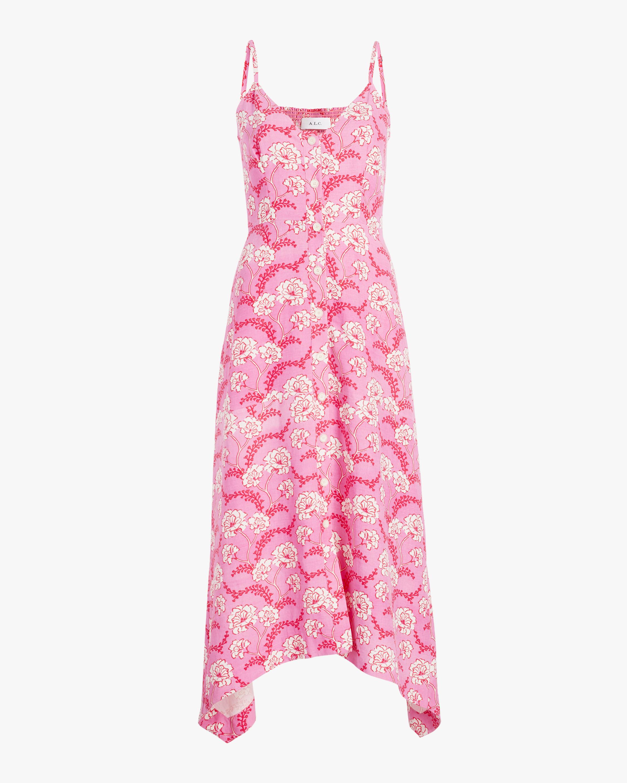 A.L.C. Marissa Midi Dress 1