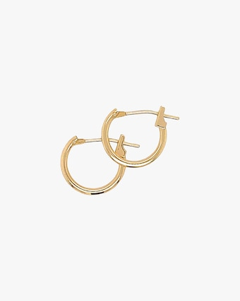Jordan Road Jewelry Jordan Hoop Earrings 1