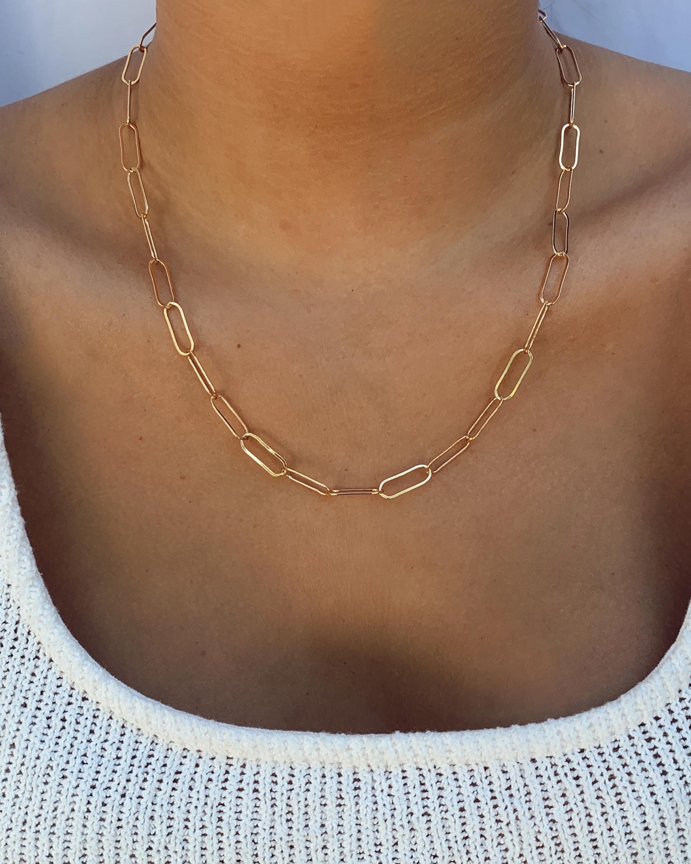 Katherine Ring Necklace