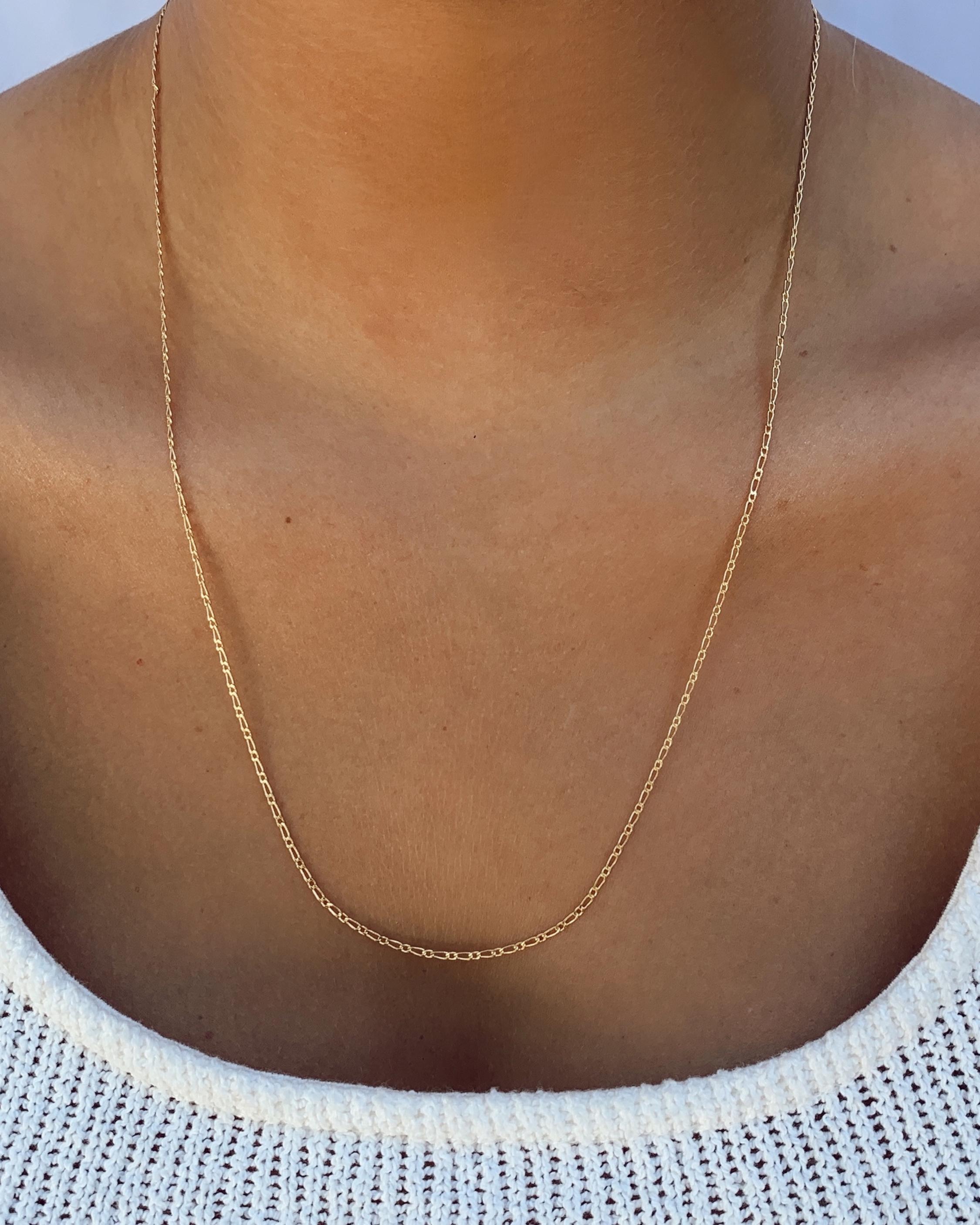 Jordan Road Jewelry Positano Chain Necklace 2