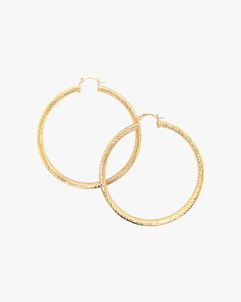 Jordan Road Jewelry Pretty Woman Hoop Earrings 1