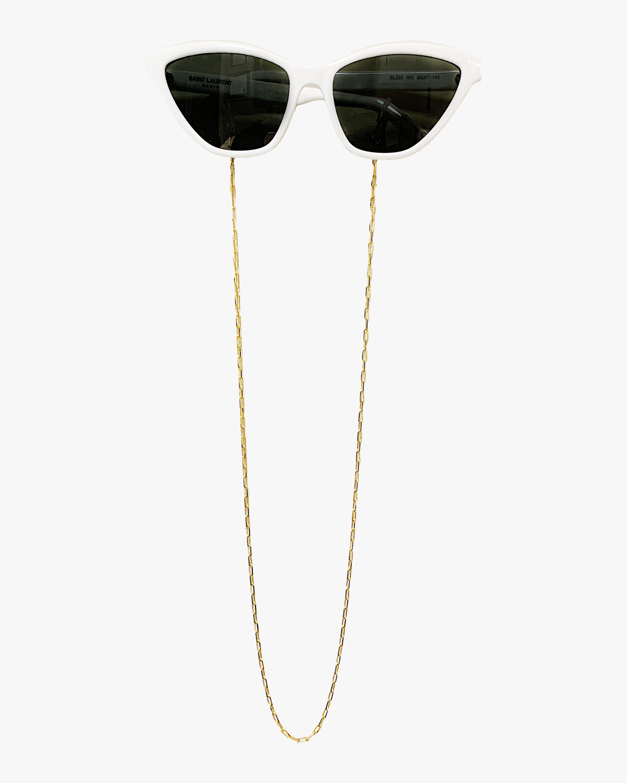 Jordan Road Jewelry Oval-Link Sunglasses Chain 1