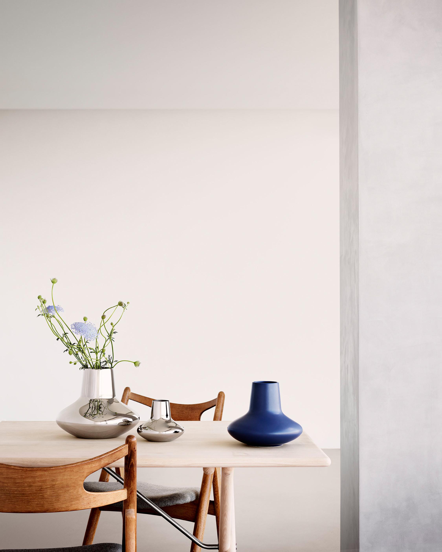HK Stoneware Vase