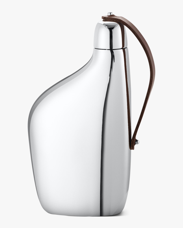 Georg Jensen Sky Hip Flask 2