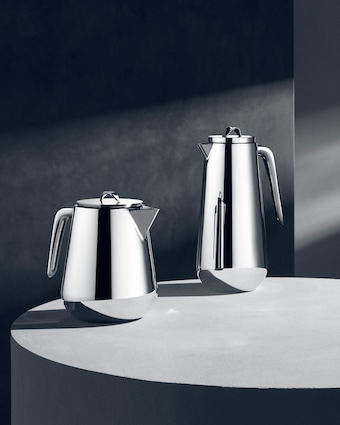 Georg Jensen Helix Tea Pot 2