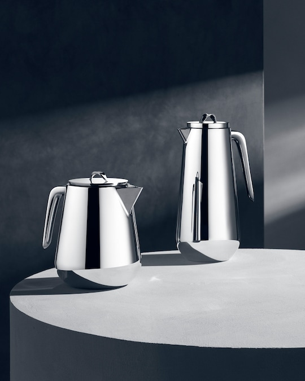 Georg Jensen Helix Tea Pot 1