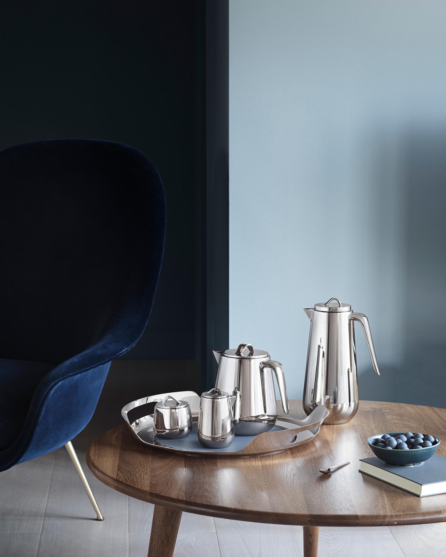 Georg Jensen Helix Tea Pot 3