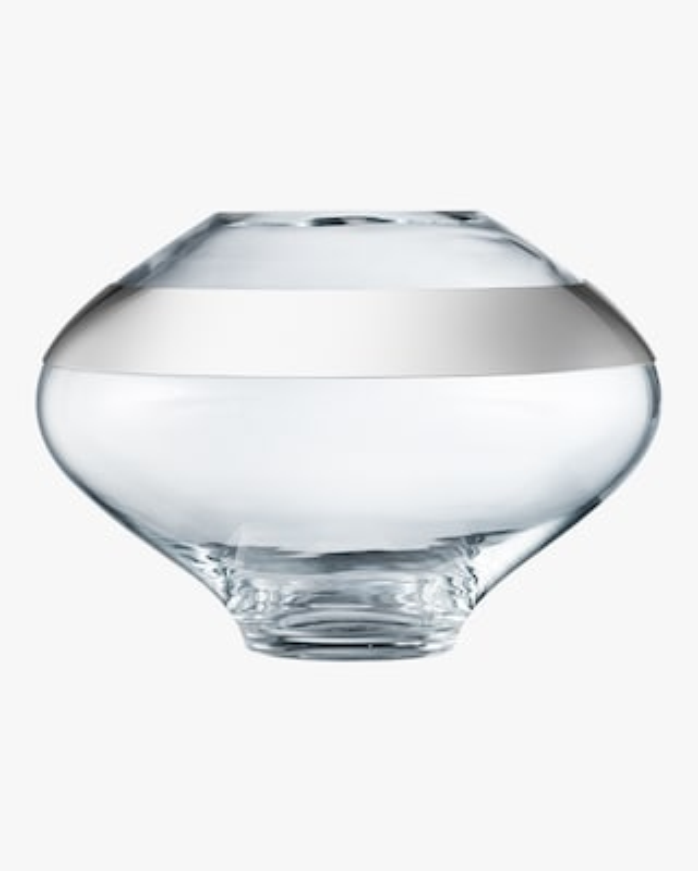 Georg Jensen Duo Round Vase - 10in 1