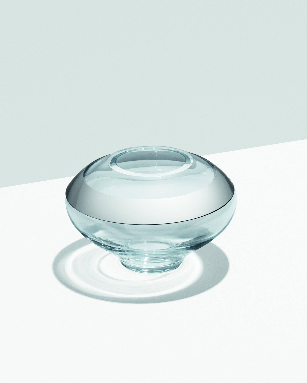 Duo Round Vase - 4in
