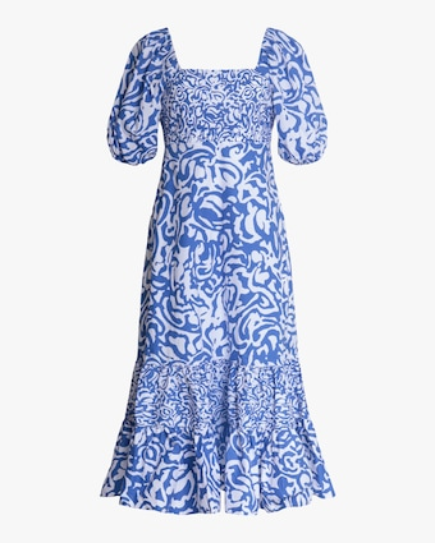 Tanya Taylor Cynthia Dress 1
