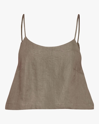 Flared Cami Top