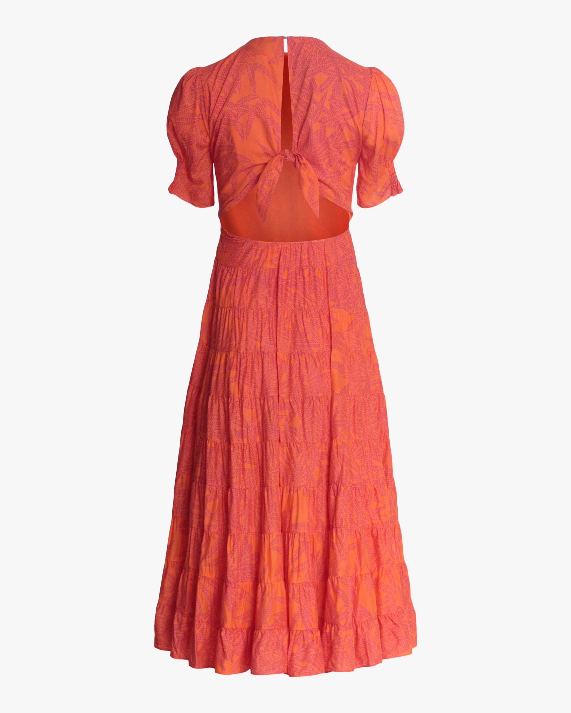 Diane von Furstenberg Zadie Midi Dress 1