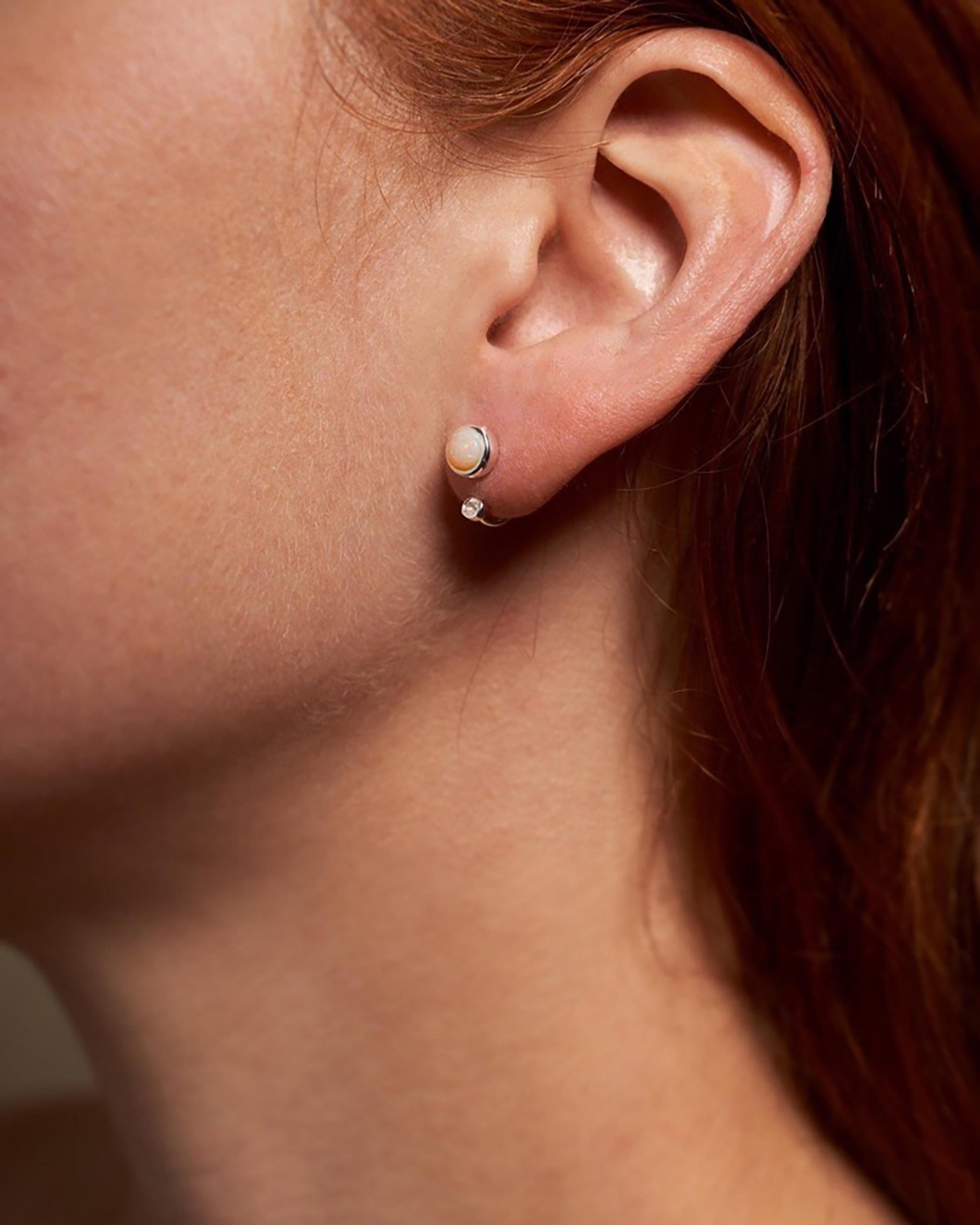 Gravitation Earrings