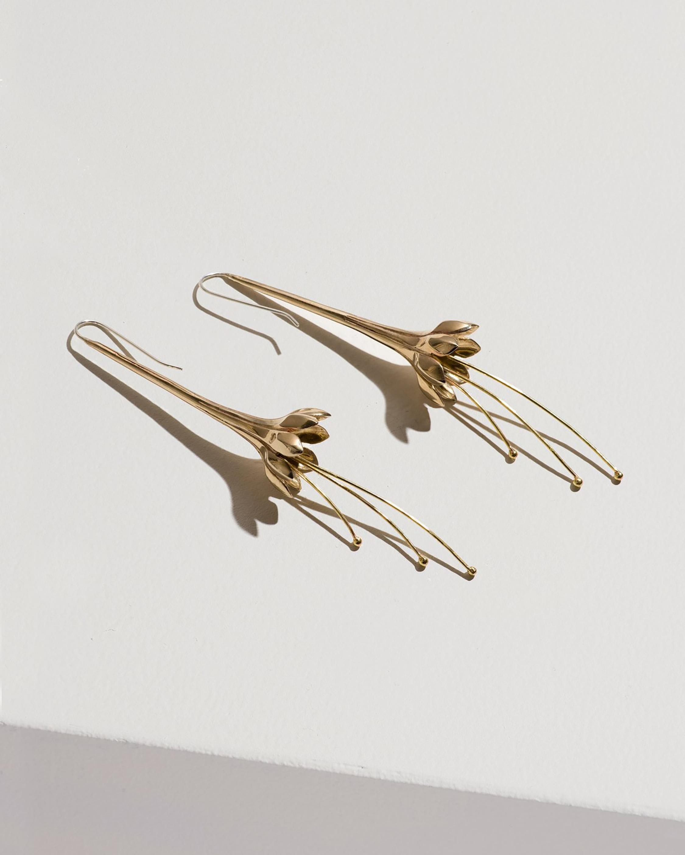 Pamela Love Anemone Earrings 1