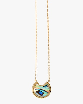 Small Mojave Pendant Necklace