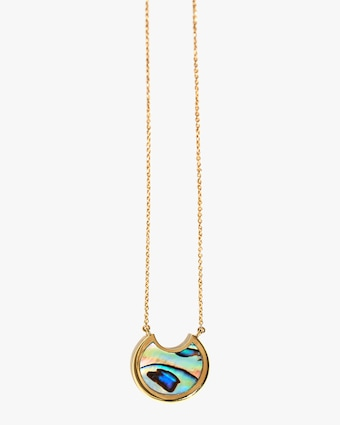 Pamela Love Small Mojave Pendant Necklace 1