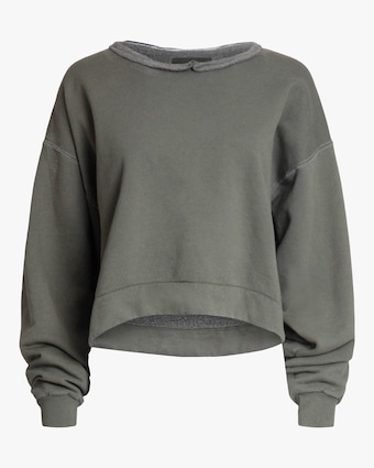 Rachel Comey Mingle Boatneck Sweatshirt 1